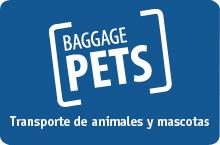 BaggagePets transporte de mascotas. Internacional e islas
