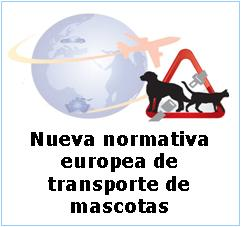 normativa transporte animales