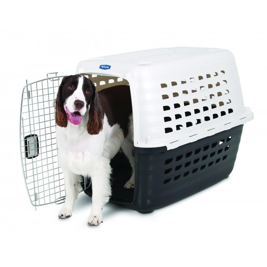 jaula perro viaje