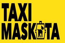 Taxi Maskota Logo