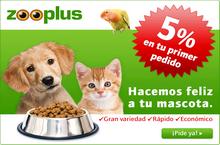 zooplus - tienda online para mascotas