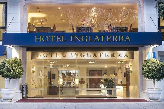 Hotel Inglaterra Sevilla - Acepta perros y otras mascotas