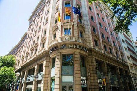 Hotel Le Meridien Barcelona - Admite mascotas