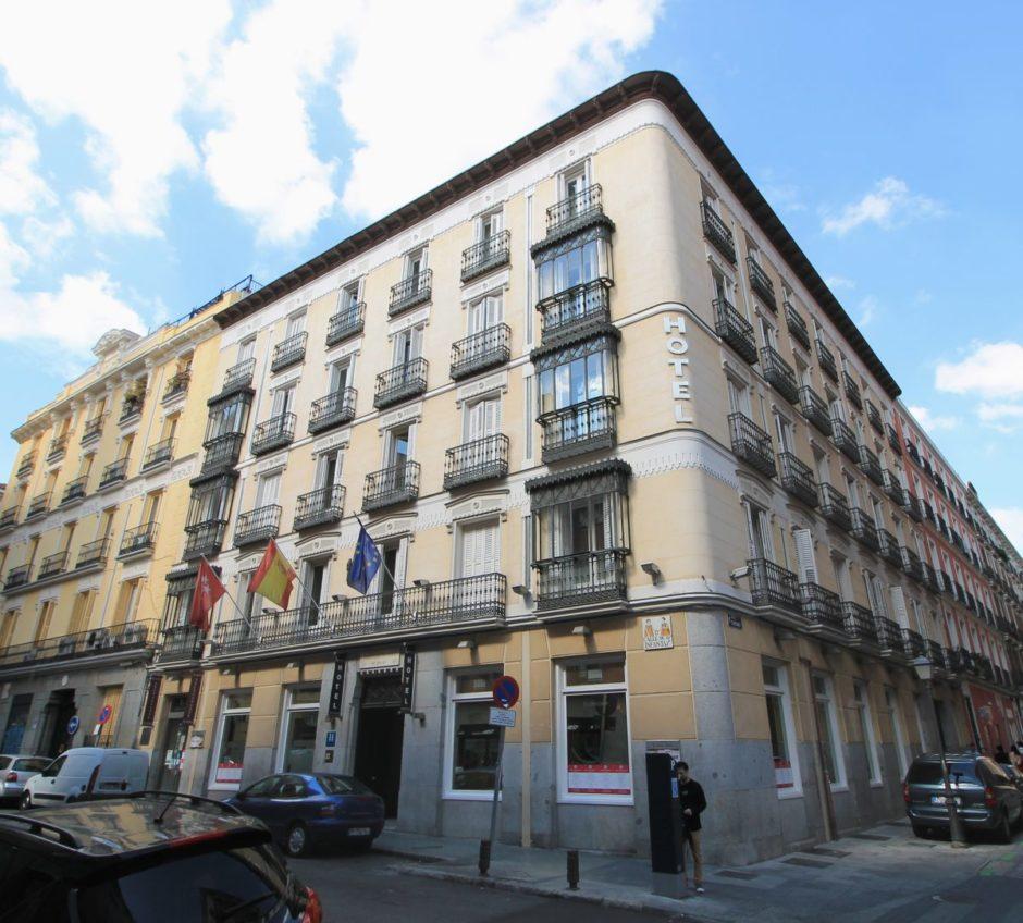 Hoteles que admiten perros en Madrid